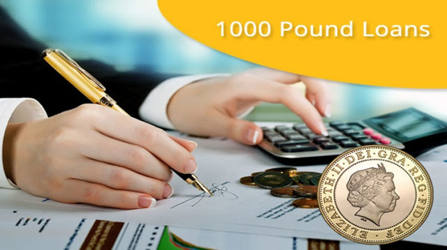 How 1000 Pound Loan Can Help in a Difficult Period? 1