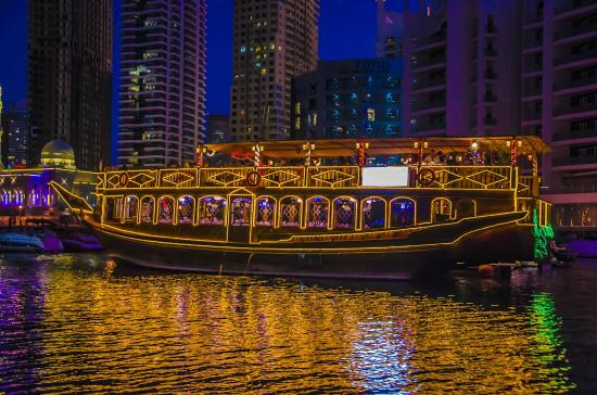 HOW TO CHOOSE BEST DHOW CRUISE TRIP IN DUBAI???