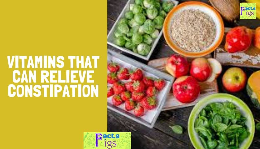 Vitamins that can Relieve Constipation