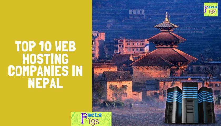Top 10 Web Hosting Companies in Nepal – 2018