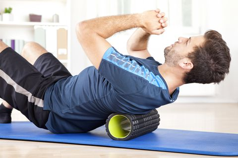 Foam Roller Exercises to Relieve Pain