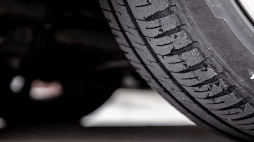 MAJOR CAUSES OF TYRE WEAR