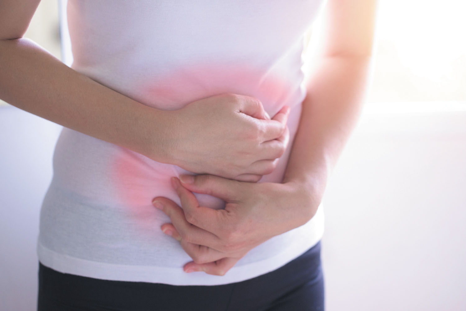 How the human body reacts to constipation?
