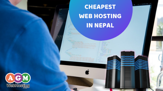Cheapest Web Hosting in Nepal by AGM Web Hosting