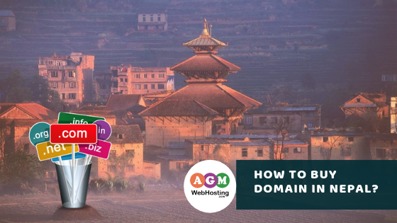 How to buy Domain in Nepal?