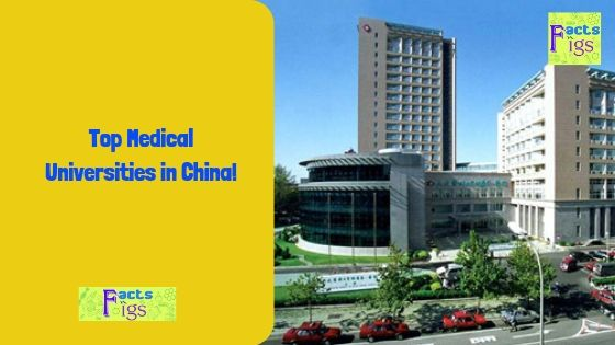 Top Medical Universities in China!