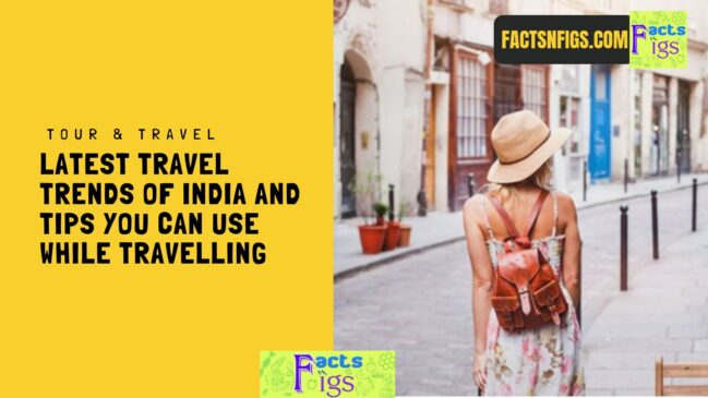 Latest Travel trends of India and Tips You Can Use While Travelling 1