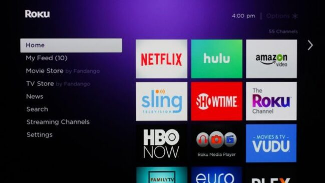 How to stream to stream local channels on Roku device 1