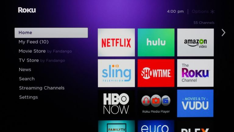 How to stream to stream local channels on Roku device