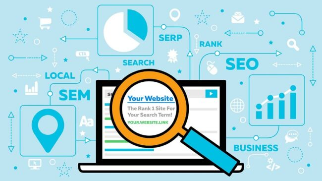 5 Best ways to increase your  website visibility 6
