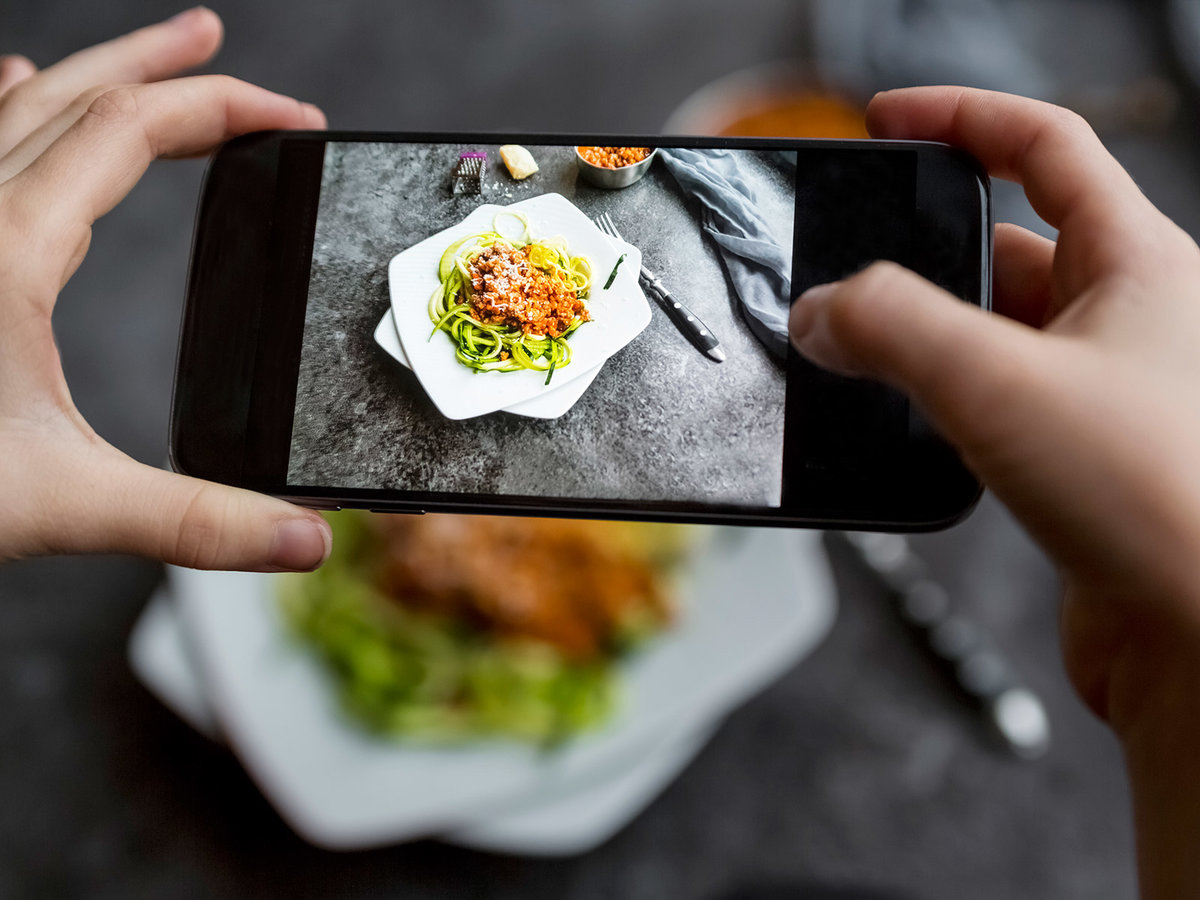 7 Photography Tips for Food Influencers