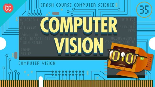 All You Need to Know About Computer Vision 1
