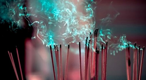 Incense Sticks: Fill your home with peaceful fragrances