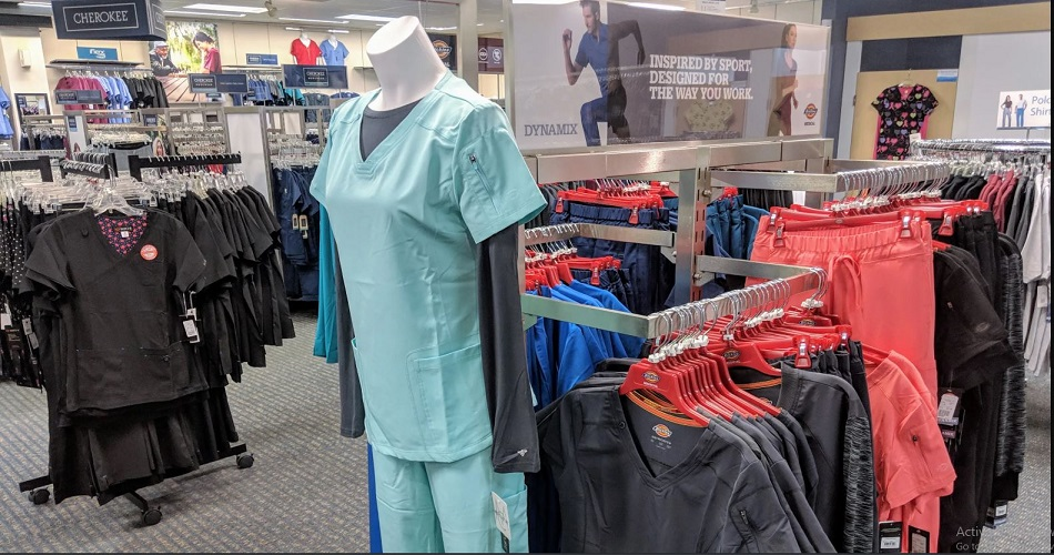 wholesaler medical scrubs