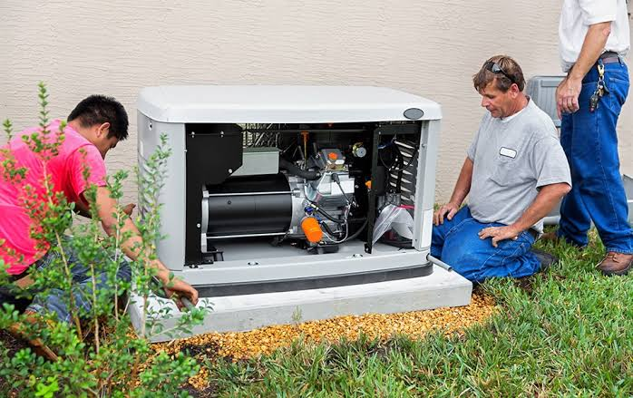 Backup Generator Maintenance
