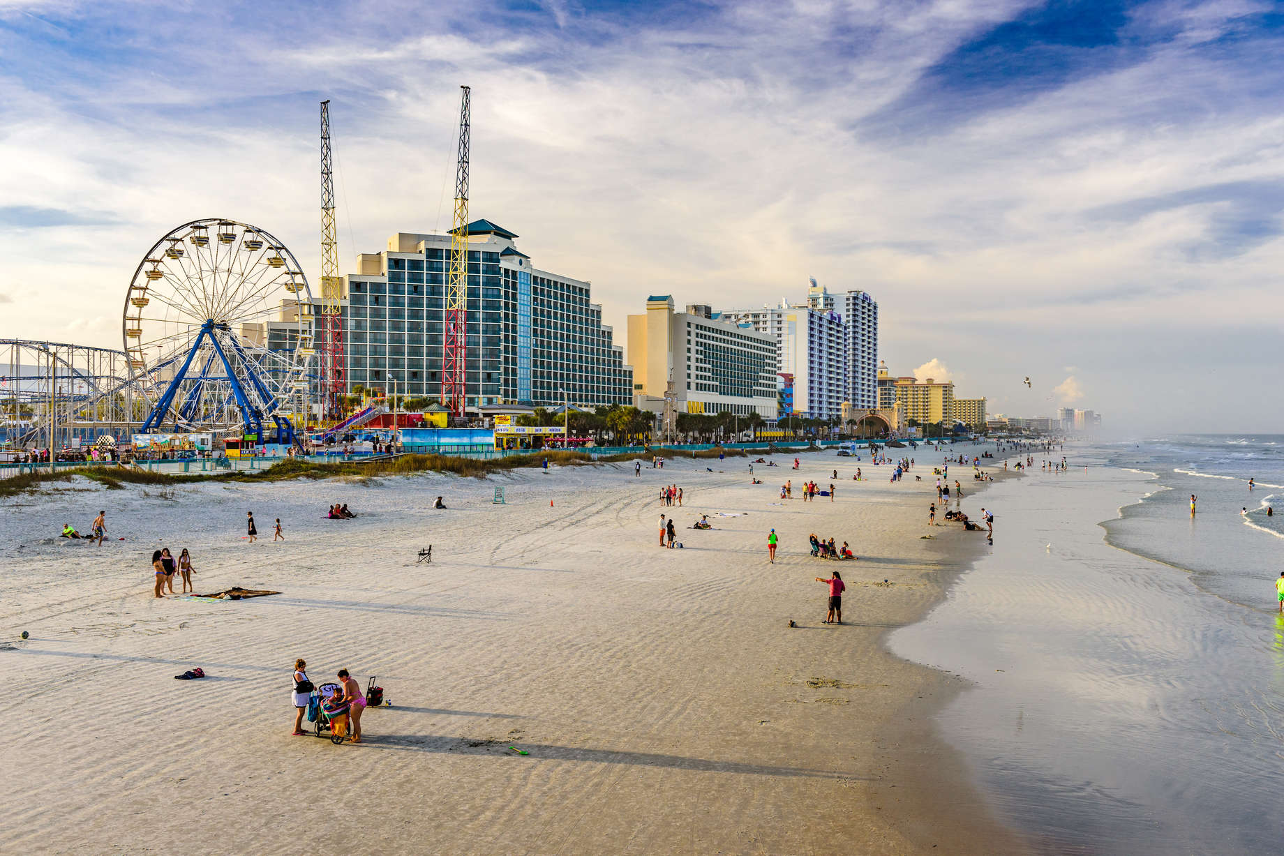 """Trip to the land of beaches """"Miami"""" by Southwest Airlines"""
