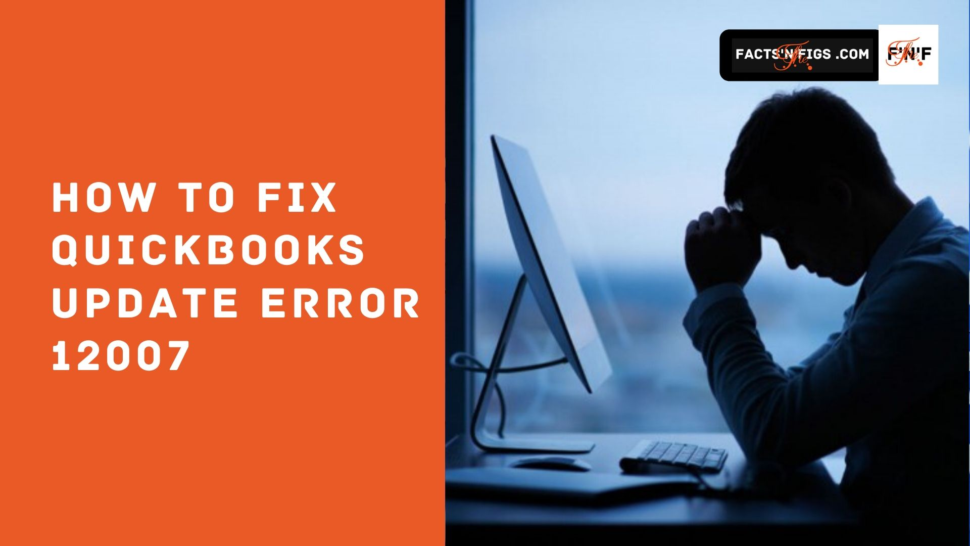 How To Fix QuickBooks Update Error 12007