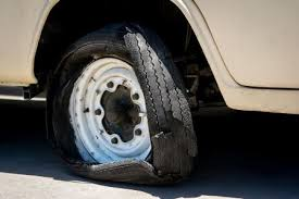 Driving Emergencies: Handling an Unexpected Tire Blowout
