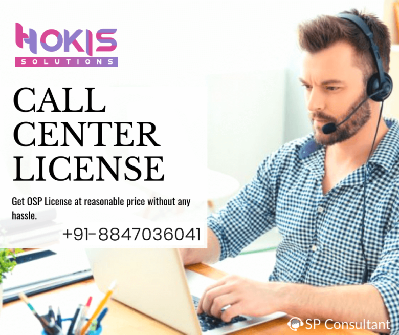 Documentation process to start call center in India