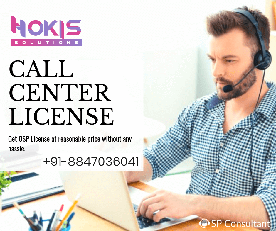 Documentation process to start call center in India | Hokis Solutions Legal Guide Mohali