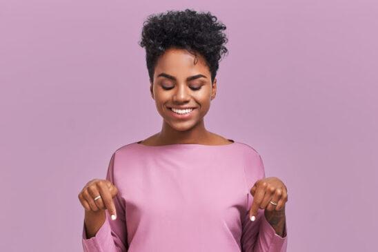 Happy Afro Women