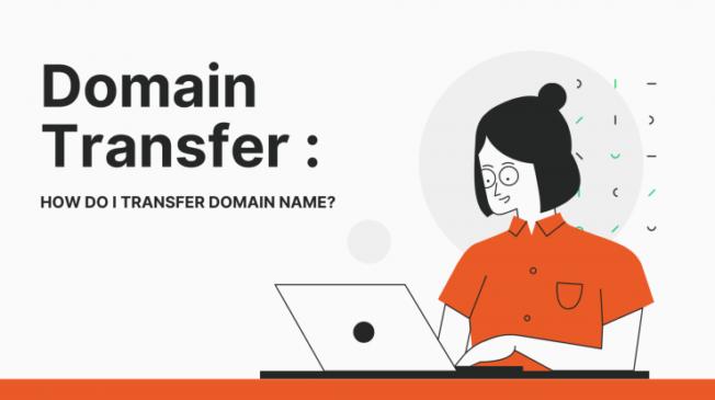 domain transfer in India