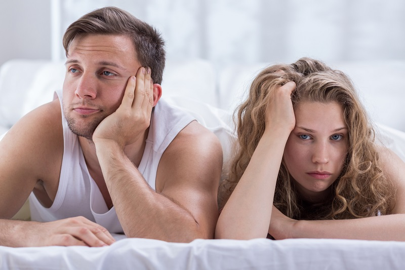 Unsatisfied Sexual needs means Source of Tension