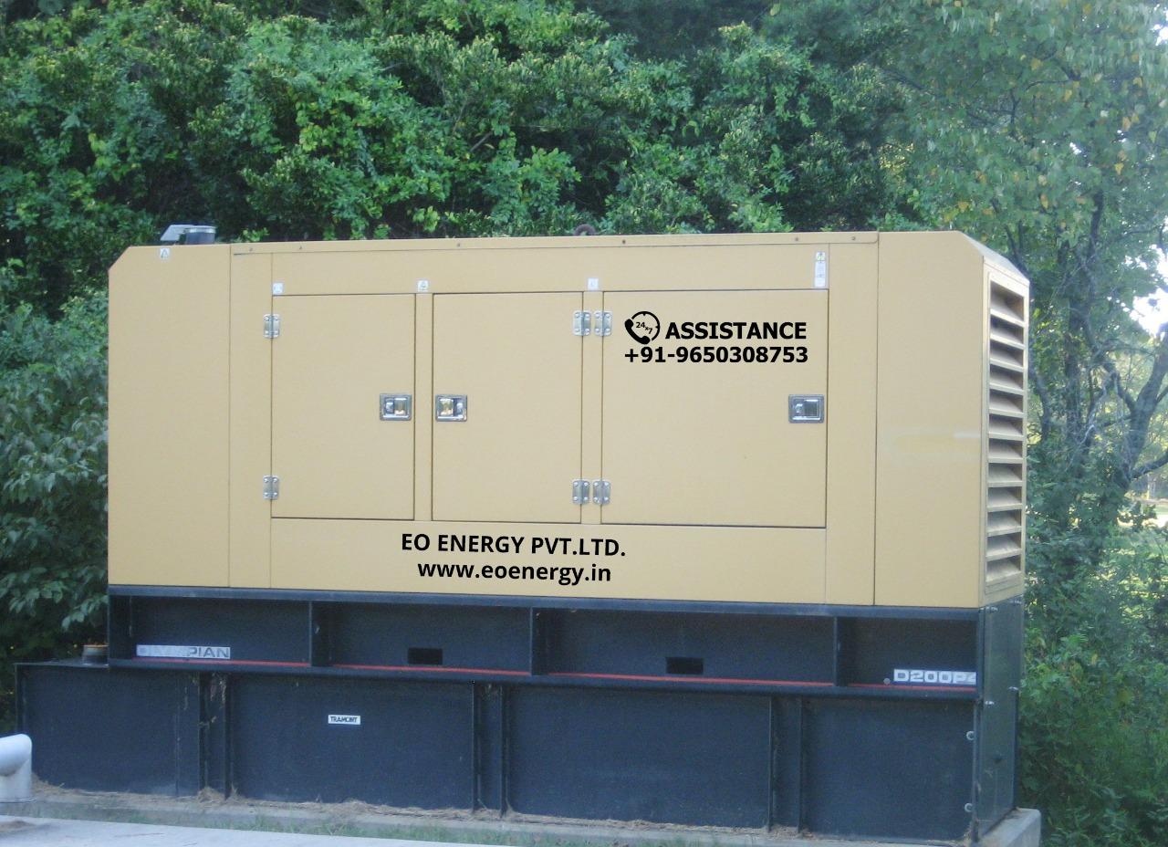 100 kva Generator Load Capacity