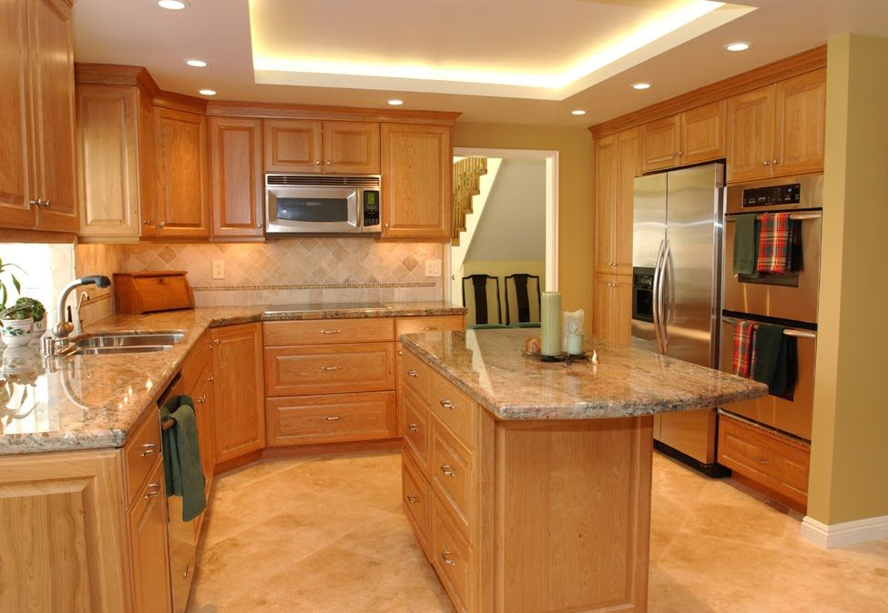 Reasons for Choosing Cherry Wood Kitchen Cabinets Over and Again 4