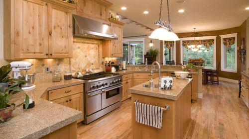 Reasons for Choosing Cherry Wood Kitchen Cabinets Over and Again 1
