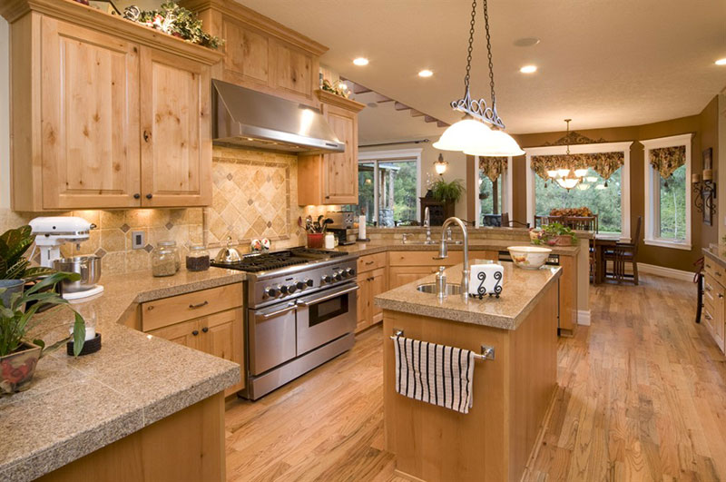 Reasons For Choosing Cherry Wood Kitchen Cabinets Over And Again