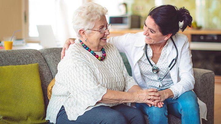 aged health care