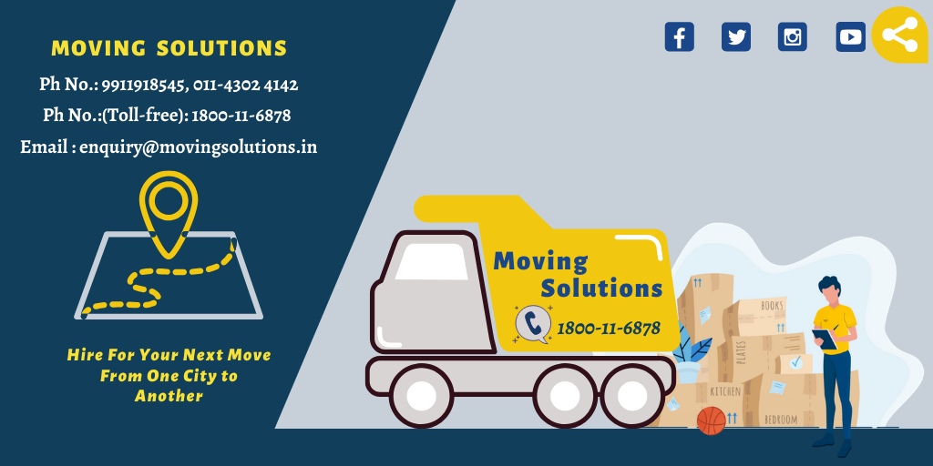 Hire For Your Next Move From One City to Another