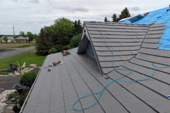 Reasons Why Metal Roofs Need Care And Maintenance 1