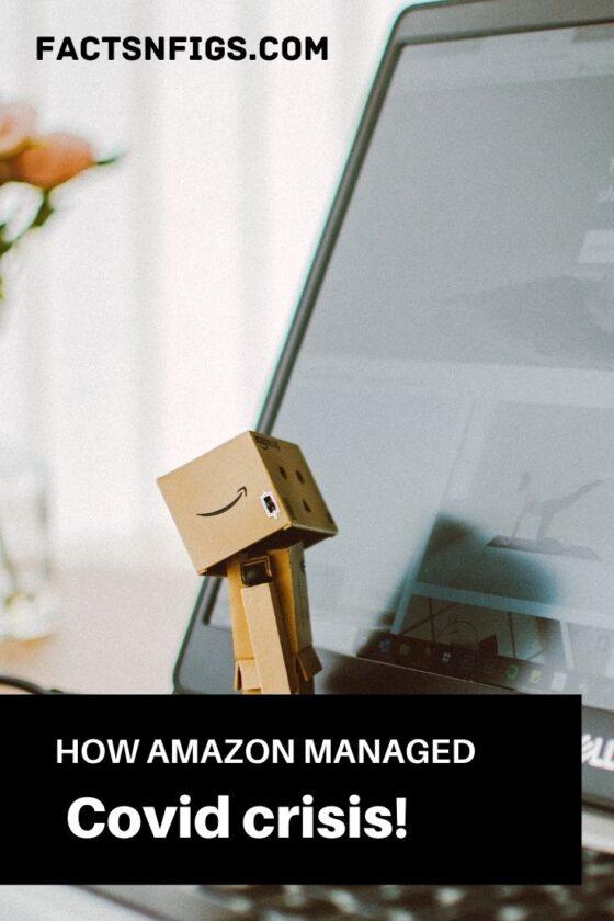 How Amazon managed Covid crisis 1