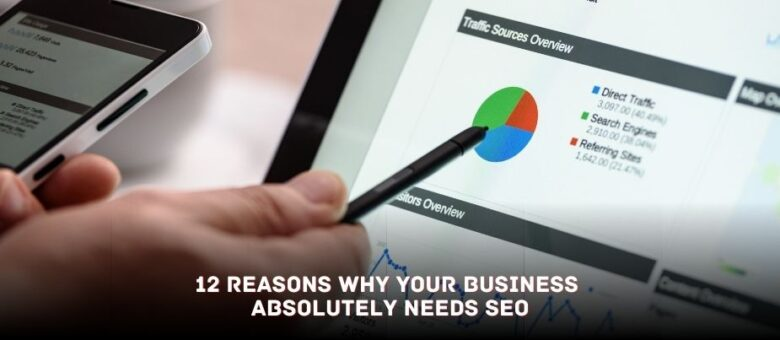 12 Reasons Why Your Business Absolutely Needs SEO