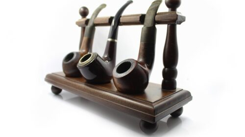 Mechanics of the vintage pipes 4