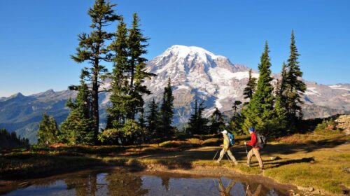 5 USA Walking Trails
