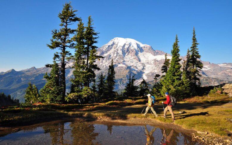 5 USA Walking Trails