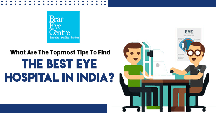 What are the foremost tips which help you choose the best eye hospital and surgeon? 1