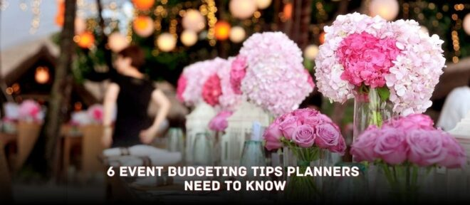 Event Budgeting Tips