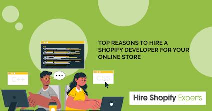 Hire a Shopify Developer