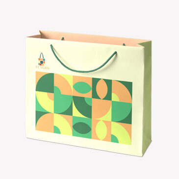 Increase perceived product value with elegant Branded Shopping Bags 2
