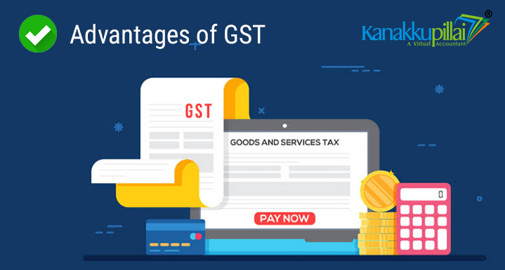Advantages of GST in India