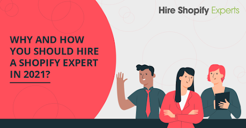 hire a Shopify Expert