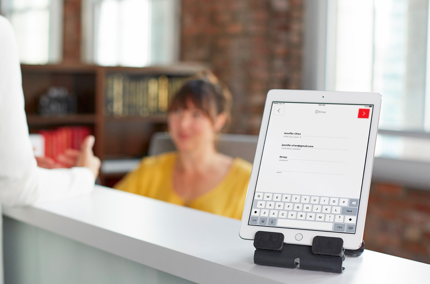 Features Of Visitor Receptionist Software That You Must Know! 2